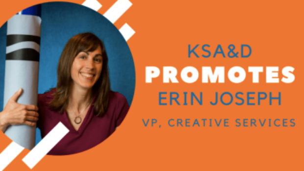 Erin Joseph, VP Creative Services